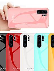 Недорогие -чехол для телефона из закаленного стекла для huawei p30 pro / p30 / p30 lite защитный чехол для мобильного телефона чехлы для huawei p20 pro / p20 lite / p20