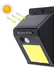 Недорогие -zdm 1 шт. удара человеческого тела индукции настенный светильник солнечный свет управления наружного освещения поликремния ip55 водонепроницаемый пылезащитный молниезащита энергосберегающий ночник