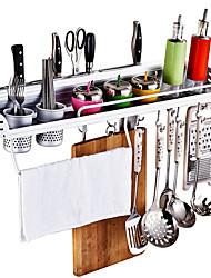 Недорогие -1шт Кухонные принадлежности Нержавеющая сталь Настенное крепление Для приготовления пищи Посуда