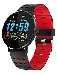 Недорогие -L6 SmartWatch IP68 водонепроницаемый носимых устройств шагомер монитор сердечного ритма Bluetooth напоминание вызова смарт-часы для Android