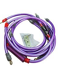 Недорогие -установка заземляющего провода автомобиля в бутылку с отрицательным полюсом для усиления линии заземления hks