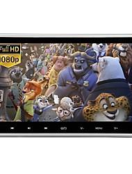 Недорогие -Litbest 10,1-дюймовый DVD-привод SD / USB поддержка универсальной поддержки HDMI / Microusb AVI / MPG / VOB MP3 / WMA JPEG