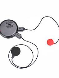 Недорогие -m8 наполовину шлем мотоцикла наполовину шлем шлем гарнитура bluetooth музыка мобильный телефон без звонка