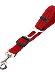 Недорогие -нейлон домашнее животное автомобильный ремень безопасности регулируемый поводок безопасности собаки кошка ремень безопасности