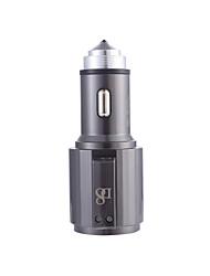 Недорогие -D8 Автомобиль Автомобильное зарядное устройство 2 USB порта для 5 V