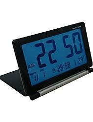 Недорогие -Будильник Цифровой Оценка А системы ABS Светодиодные -