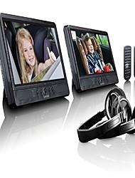 Недорогие -Lenco DVP-1045 2 DVD-плеер Micro USB / SD / USB Поддержка универсальной поддержки MPEG CD JPEG