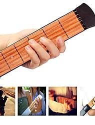 Недорогие -38 Inch 6 Strings Карманная гитара / Инструмент для гитары Дерево Портативные Аксессуары для музыкальных инструментов