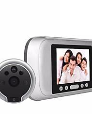Недорогие -HD 720p электронная камера кошачий глаз мобильное видео поставляется с хранением белого света ночного видения ультра низкое энергопотребление