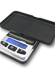 Недорогие -0.5g-500g Высокое разрешение Портативные Автоматическое выключение Мини-карманная цифровая шкала Семейная жизнь Наружное путешествие