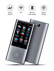 Недорогие -голосовой переводчик w1 ai 4g сетевой многоязычный портативный интеллектуальный голосовой переводчик 2.8&Quot; сенсорный экран 8g памяти