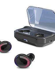 Недорогие -litbest x10 tws правда беспроводные наушники bluetooth 5.0 smart touch шумоподавление цифровой дисплей