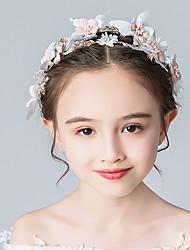 Недорогие -Жен. Принцесса Сплав Кристалл День рождения фестиваль - Цветочный принт