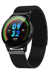 Недорогие -S16 SmartWatch из нержавеющей стали BT Поддержка фитнес-трекер уведомлять / измерения артериального давления спортивные смарт-часы для телефонов Samsung / Iphone / Android