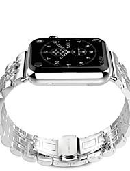 Недорогие -ремешок для часов серии Apple 4/3/2/1 классическая пряжка из нержавеющей стали с ремешком на запястье