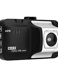 Недорогие -3 автомобиля Full HD 1080p видеорегистратор видеорегистратор видеокамера видеокамера обнаружения движения запись петли