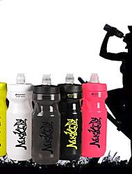 Недорогие -Nuckily Велоспорт Бутылки для воды BPA Free Компактность Легкость С защитой от протекания Non Toxic Назначение Велоспорт Шоссейный велосипед Горный велосипед Отдых и Туризм На открытом воздухе Бег PP