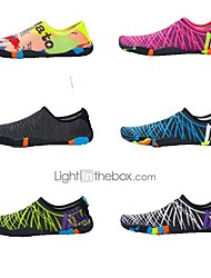 Недорогие -Обувь для плавания КожаПВХ для Взрослые - Противозаносный Плавание Для погружения с трубкой Водные виды спорта
