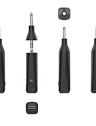 Недорогие -5.0 Bluetooth-приемник Bluetooth-адаптер автомобиля Bluetooth-гарнитура беспроводной приемник громкой автомобильный телефон автомобильный комплект громкой связи