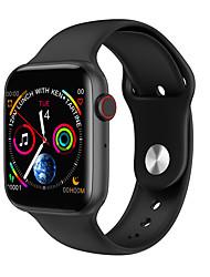 Недорогие -W34 ppg ЭКГ смарт-часы bluetooth call 1.54 дюймов 2.5d дисплей 380 мАч аккумулятор спорт smartwatch для android apple phone