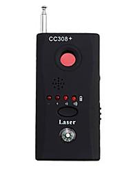 Недорогие -анти-шпионский детектор ошибок радиочастотного сигнала скрытая камера лазерный объектив gsm-устройство искатель - без звука вибрации светодиодный индикатор наушников и зарядного устройства в комплекте