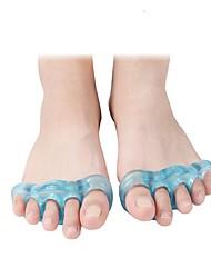 Недорогие -1 пара ножек для вальгусных вальгусных зажимов wuzhi раздвоенная стопа с большим пальцем на ноге с коррекцией наложения ортопедических ортопедических стелек