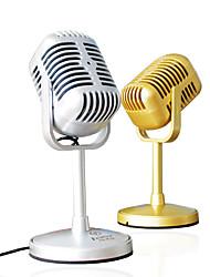 Недорогие -якорь караоке кабель караоке конденсаторный микрофон мобильный телефон микрофон счетчик качества ретро микрофон 1972210