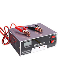 Недорогие -Ремонт импульса 12v / 24v 200ah с заряжателем свинцовокислотной батареи lcd толковейшим