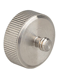 Недорогие -Camvate металлический адаптер для камер с винтом 1/4 к штативу с винтом 3/8
