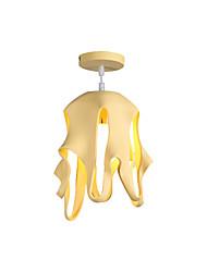 Недорогие -Iron Art подвеска Lightmetal подвесной потолочный светильник подвесной светильник для столовой Livingentrance подвесной регулируемая высота