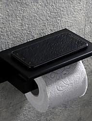 Недорогие -Держатель для туалетной бумаги Креатив Современный Нержавеющая сталь 1шт - Ванная комната На стену