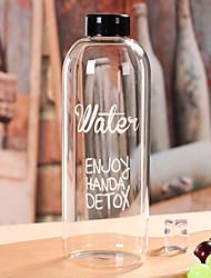 Недорогие -Drinkware Бокал Пластик / стекло Милые На каждый день