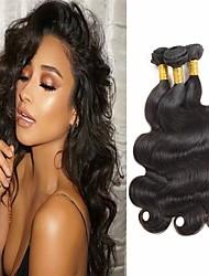voordelige -6 bundels Braziliaans haar BodyGolf 100% Remy haarweefselbundels Menselijk haar weeft Bundle Hair Een Pack Solution 8-28inch Natuurlijke Kleur Menselijk haar weeft Geurvrij nieuwe collectie Modieus