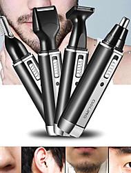 Недорогие -Электробритва / Руководство для бритья / Shaving Sets & Kits Общего назначения Вращающиеся бритвенные головки Влажное и сухое бритье Полипропилен + ABS
