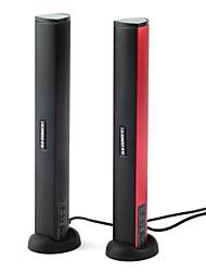 Недорогие -Ikanoo N12 портативный USB проводной динамик стерео музыкальный плеер для портативного компьютера