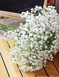 Недорогие -искусственные цветы 1 ветка классика современные растения настенный цветок
