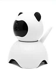 Недорогие -ip-камера wi-fi беспроводная камера видеонаблюдения в помещении купол домашнее животное радионяня панорамирование / наклон / зум 1080p / 2-мегапиксельная камера видеонаблюдения ночного видения