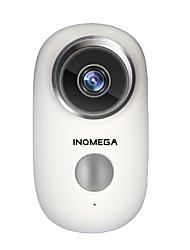 Недорогие -Inqmega 100% беспроводная аккумуляторная батарея IP-камера Wi-Fi 1080 P открытый всепогодный IP65 камеры видеонаблюдения PIR / аудио / будильник
