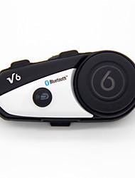 Недорогие -维迈通 V-V6 V2.1 Комплект громкой связи / Гарнитуры для шлемов Bluetooth / Защита от пыли / Динамик Мотоцикл