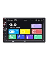 Недорогие -7013b_carplay 7 дюймов HD видео автомобиля MP4 / MP5 автомобиль mp3 плагин USB флэш-накопитель радио