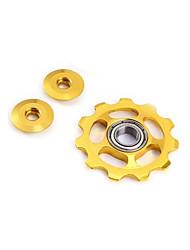 Недорогие -Система задних звёзд / Велосипедное колесо Горный велосипед Регулируется Металлические - 1 pcs Золотой