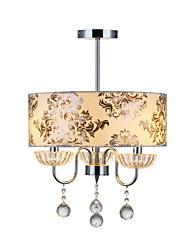 Недорогие -хрустальная люстра tieyi освещение спальни освещение гостиная освещение творческий привело современный простой европейская люстра