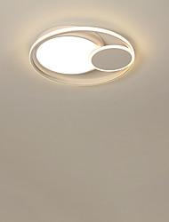 Недорогие -Линейные Потолочные светильники Рассеянное освещение Окрашенные отделки Металл Акрил Творчество, LED 110-120Вольт / 220-240Вольт Теплый белый / Холодный белый