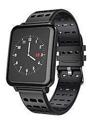 Недорогие -Смарт Часы Цифровой Современный Спортивные силиконовый 30 m Защита от влаги Пульсомер Bluetooth Цифровой На каждый день На открытом воздухе - Черный Зеленый Красный