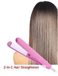 Недорогие -Бигуди выпрямитель для волос мини многофункциональный керамический утюг по уходу за волосами стайлер