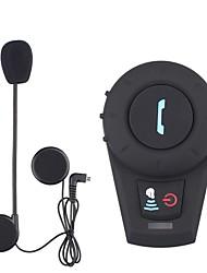 Недорогие -мотоциклетный шлем блютуз домофон блютуз гарнитура bt домофон fm радио