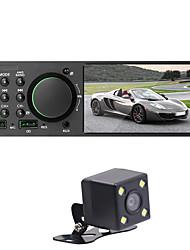 Недорогие -12v универсальный 4,1-дюймовый двойной USB TFT стерео MP5 плеер FM-радио Bluetooth 4,0 USB с камерой (опционально)