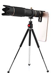 Недорогие -универсальный клип hd36x зум сотовый телефон телескоп объектив телеобъектив внешний смартфон объектив камеры для iphone samsung huawei