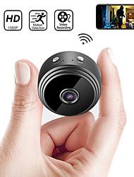 Недорогие -A9 IP-камера безопасности камера мини-камера DV Wi-Fi микро маленькая камера видеокамера видеорегистратор наружная ночная версия домашнего наблюдения HD