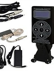Недорогие -BaseKey профессиональный Источник питания тату-машинки - 110-220 V Для профессионалов Пластиковые & Металл для Татуировочная машина